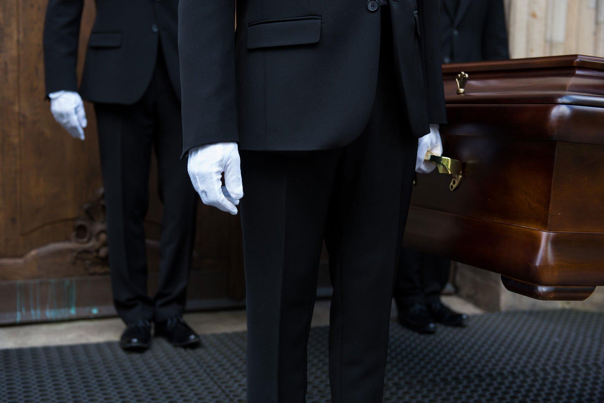 Zakład pogrzebowy Wola
