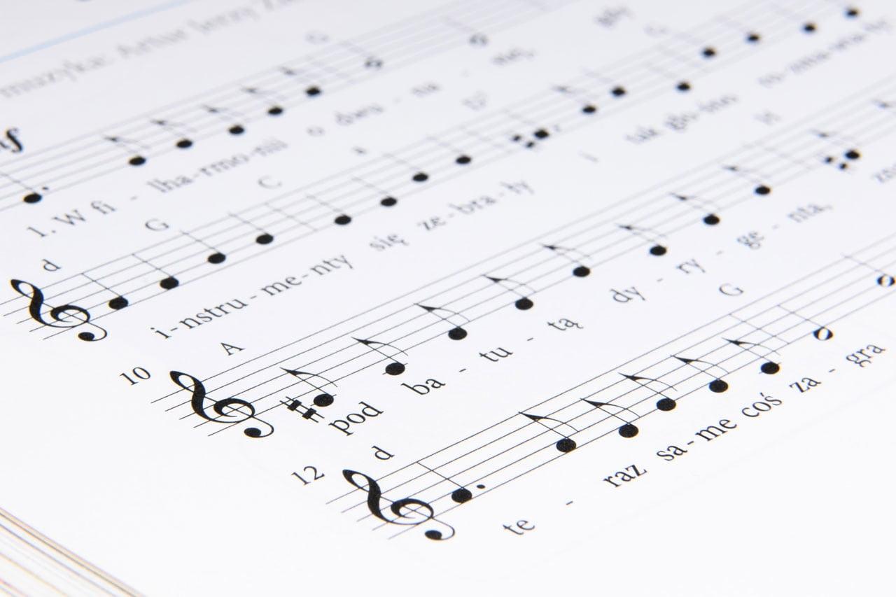 oprawa muzyczna
