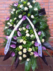 bukiet funeralny