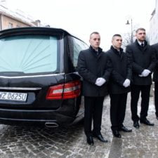transport zmarłych na terenie warszawy