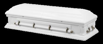 biała trumna