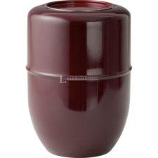 bordowa urna L 1B