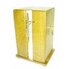 jasna urna drewniana UDF