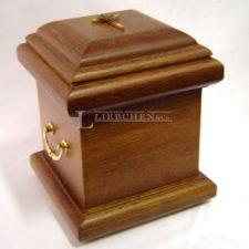Urna drewniana - dębowa UDD1