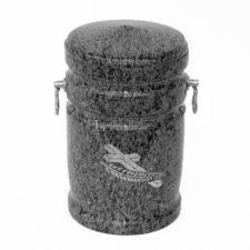Urna granitowa 204 odcienie szarosci