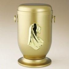 złota urna hermetyczna L 2