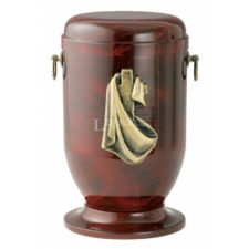 urna metal L 57