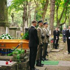 pogrzeb Bródno