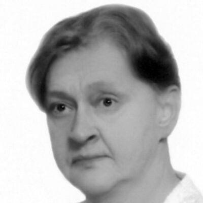 Nekrolog Krystyna Onyśk