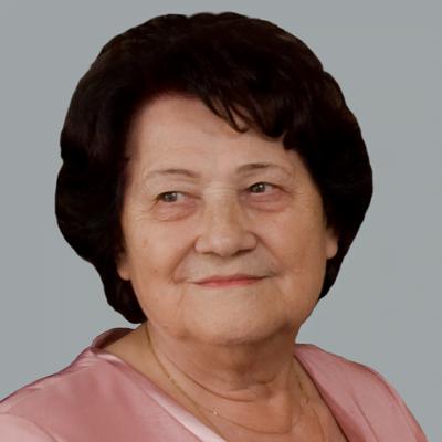 Nekrolog Krystyna Sepczyńska