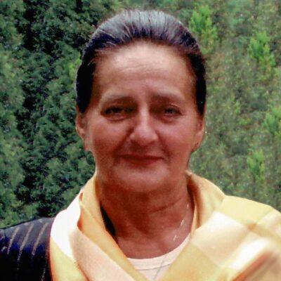 Nekrolog Gabriela Aniela Godziszewska