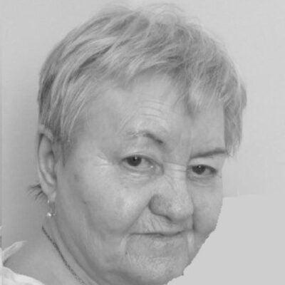 Nekrolog Wanda Frąckiewicz